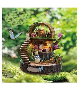 Casa Delle Bambole / Dolls House - Model Kit Unassembled - Da Montare - Kit Di Assemblaggio - Modellismo