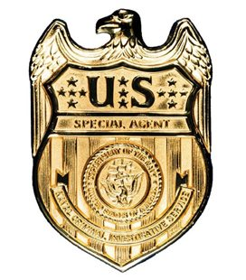 Distintivo Agente Speciale Us - Pidak Shop