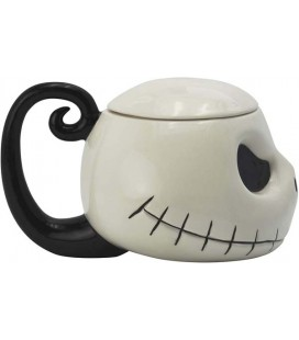 "NIGHTMARE BEFORE CHRISTMAS - MUG 3D / TAZZA 3D ""JACK"""