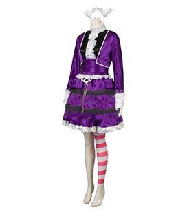 Cosplay della Maga Bambina della Leggenda Viola - Pidak Shop