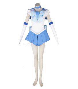 Cosplay della Marinaretta/Sailor Blu e Azzurro - Pidak Shop
