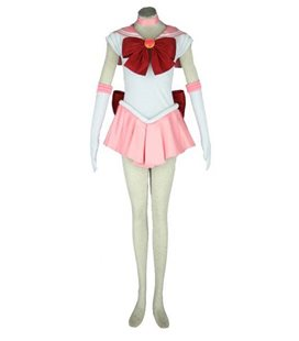 Cosplay della Marinaretta/Sailor Rosa e Rossa - Pidak Shop
