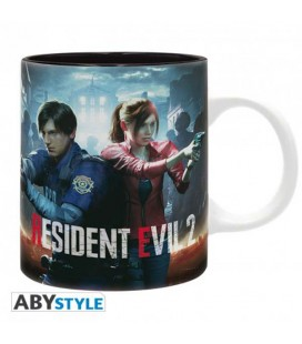 "RESIDENT EVIL - MUG/TAZZA 320ML ""RE 2 REMASTERED"""