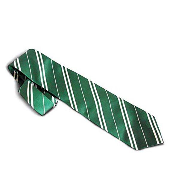 Cravatta Verde Della Scuola Dei Maghi - Pidak Shop