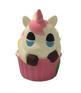 Pidak Shop - Soft Squishy Gelato/ Ice Cream Unicorno 12X10X8Cm