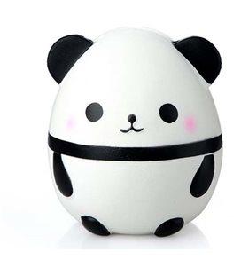 Soft Squishy Panda: Ovale Bianco Versione Media