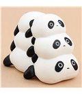 Pidak Shop - Soft Squishy 3 Panda 15Cm