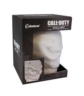 Call Of Duty - Lamp/Lampada Skull