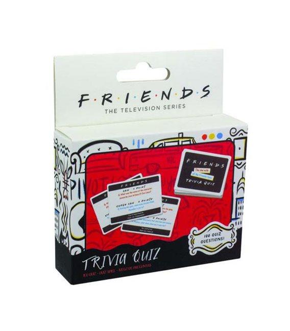 XxxFriends - Playing Card/Carte Da Gioco Trivia Quiz