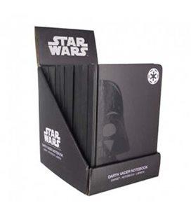 Star Wars - Notebook / Quaderno - 15X21X2 Cm - 200 PgDarth VaderStar Wars - Notebook / Quaderno - 15X21X2 Cm - 200 Pg