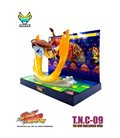 Street Fighter Ii - Diorama - Action Figures - Big Boys Toys - With Sounds And Lights - Luci E Suoni - Pvc - Vega