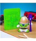 Toy Story- Ciotolina Da Uovo/Egg Cup Buzz Lightyear