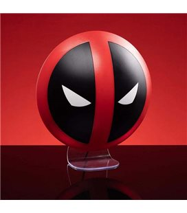 Deadpool - Paladone - Logo Light Lampada - Pvc 23 X 8 X 23 Cm