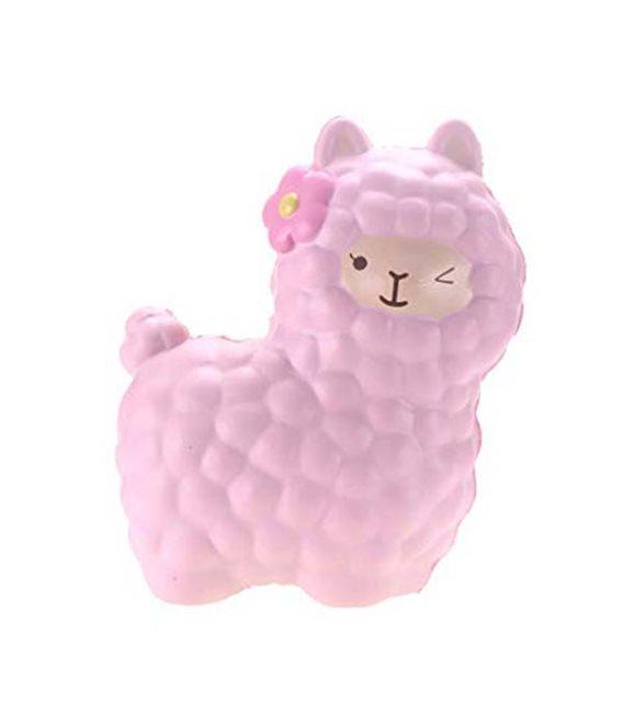 Pidak Shop - Soft Squishy Alpaca Rose 20 Cm
