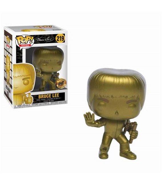 Game Of Death - Pop! Bruce Lee (Gold)