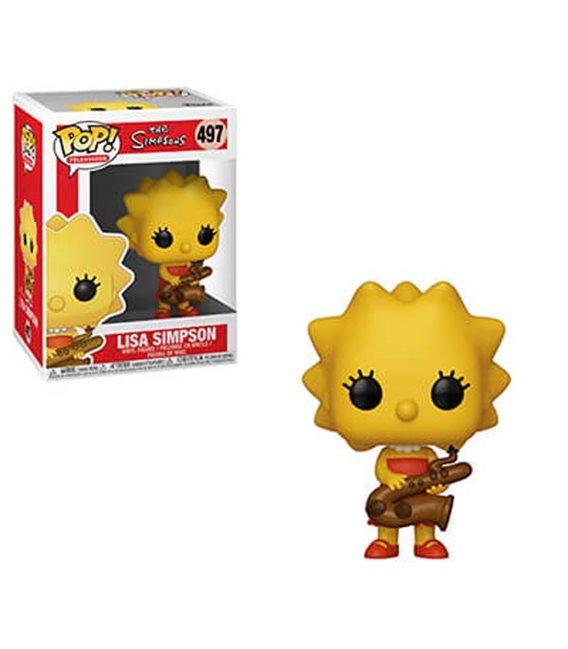 Simpsons - Pop! - Lisa Simpson