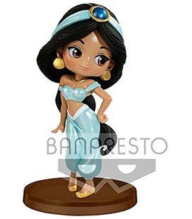 Aladdin Jasmine Action Figure Qposket Disney - BANPRESTO