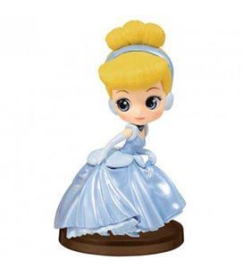 Cinderella - Cenerentola Action Figure Qposket Disney - BANPRESTO
