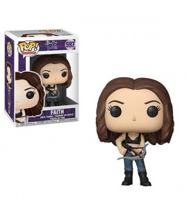 "BUFFY THE VAMPIRE SLAYER 25 TH - POP! ""FAITH"""