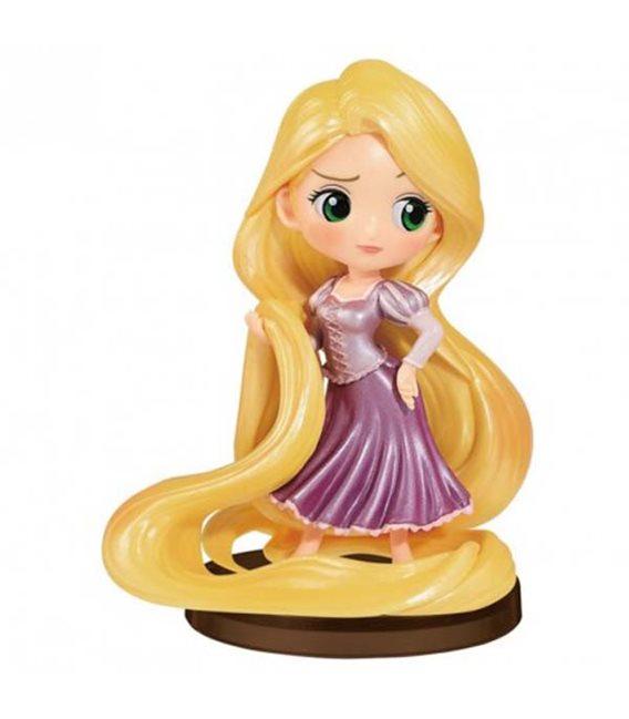Rapunzel - Action Figure Qposket Disney Pgf - Rapunzel