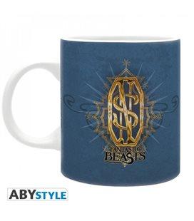 Abystyle - Fantastic Beasts - Mug/Tazza 320Ml Newt Scamander