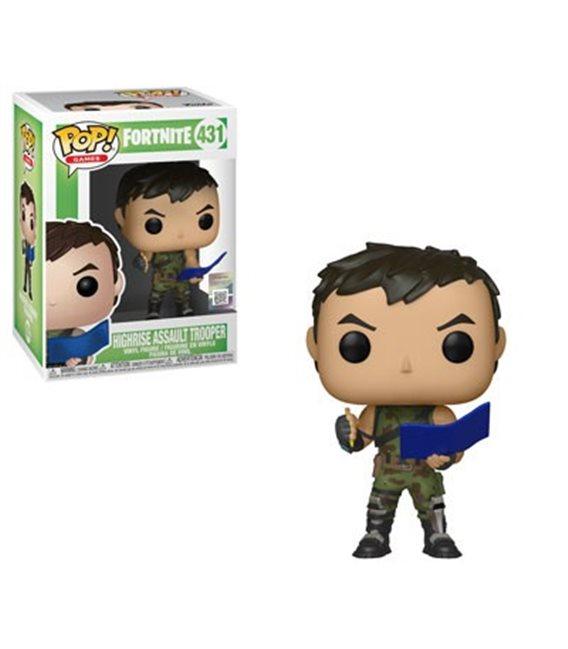 Fortnite - Pop! Highrise Assault Trooper