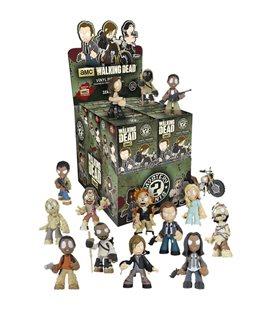 The Walking Dead - Mystery Mini Figures Bobble-Head