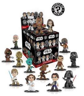 Star Wars - Mystery Mini Figures Bobble-Head