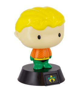 Dc Comics - Mini Lamp/Lampada Aquaman