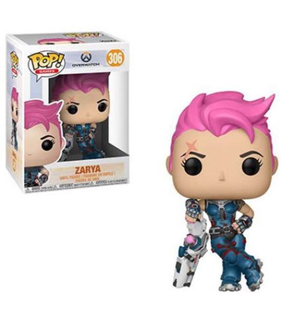 Overwatch - Pop! Zarya