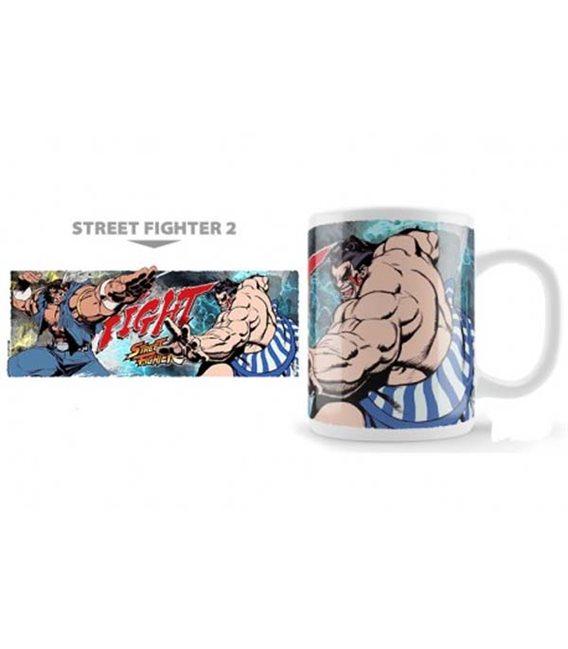 Street Fighter - Mug/Tazza 300Ml Thawk Vs. Honda