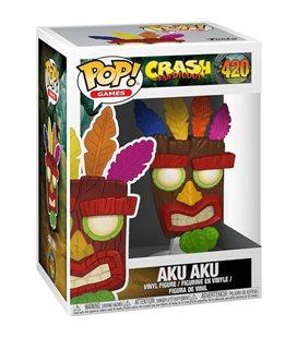 Funko Pop! Aku Aku Crash Bandicoot - 9Cm