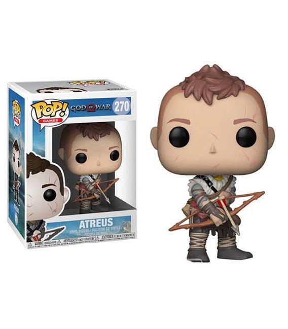 God Of War - Pop! Atreus