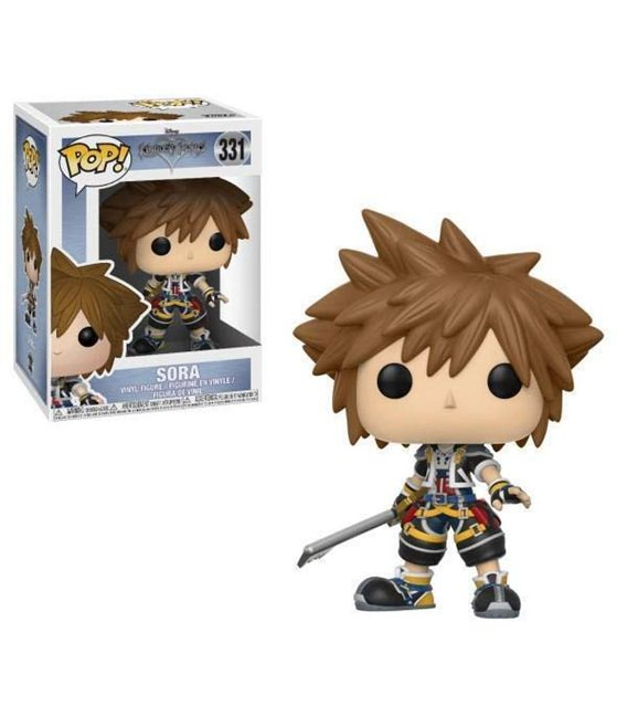 Kingdom Hearts - Pop! Sora