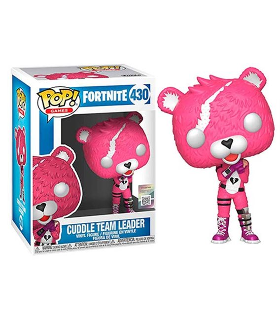 Fortnite - Pop! Cuddle Team Leader