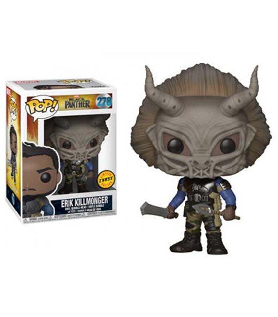 Marvel - Black Panther Pop! Erik Killmonger Chase Edition