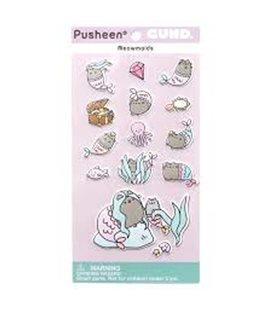 Pusheen The Cat - Gadget Stickers/Adesivi Pusheen Mermaid/Pusheen Sirenetta
