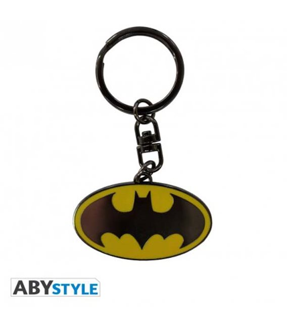 Portachiavi Logo Batman - Dc Comics - Keyring Abystyle