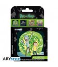 Rick & Morty - Coasters/Sottobicchieri Generic