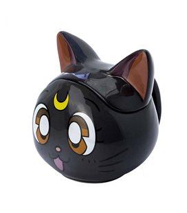 Sailor Moon - 3D Mug / Tazza - Luna - 350 Ml