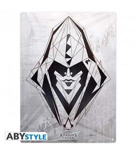 Assassin'S Creed - Metal Plate/Placca Di Metallo Assassin