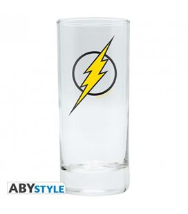 Dc Comics - Glass/Bicchiere Flash