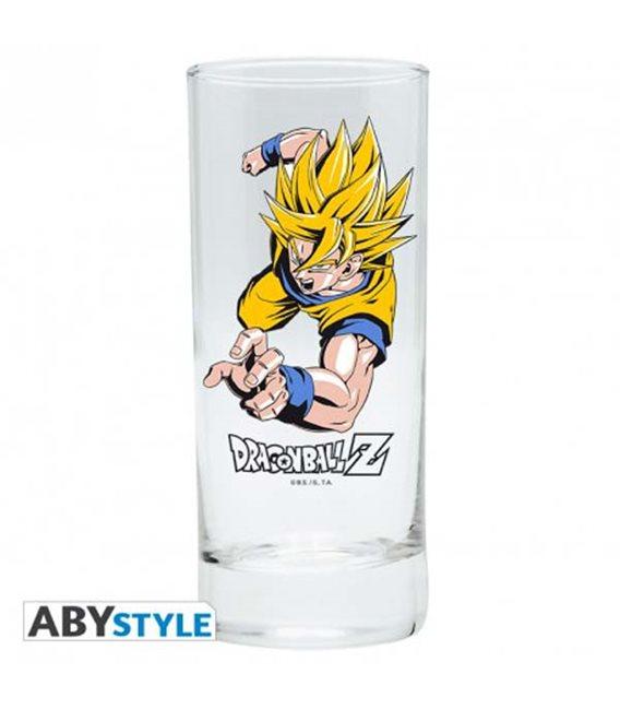 Dragon Ball - Glass / Bicchiere Goku