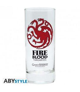 Game Of Thrones - Glass/Bicchiere Taragaryen