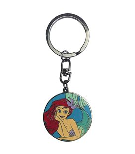 Disney - Mermaid / La Sirenetta - Ariel - Keychain / Portachiavi