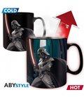 Star Wars - Disney - Abystyle - Tazza Termica Heat Change Mug - 460 Ml - Ceramica - Darth Vader