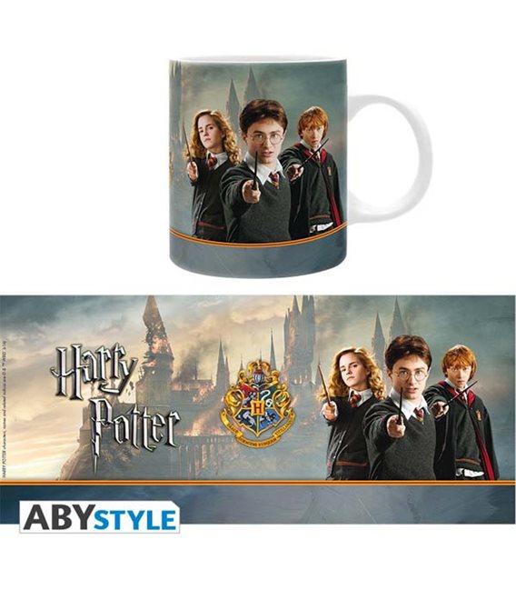 Harry Potter - Mug/Tazza 320Ml - Harry, Ron E Hermione