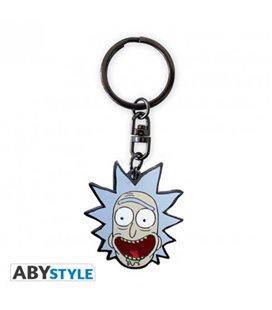 Rick And Morty - Keyring/Portachiavi - Rick