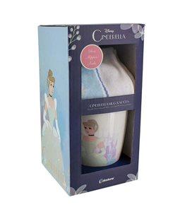Disney - Cinderella / Cenerentola - Mug And Socks Set - Tazza E Calzini