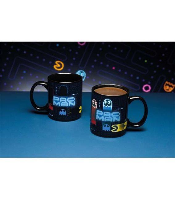 XxxPac Man - Heat Change Mug Tazza Termica 300 Ml Ghost